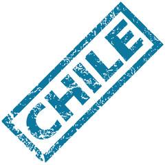 Chile rubber stamp