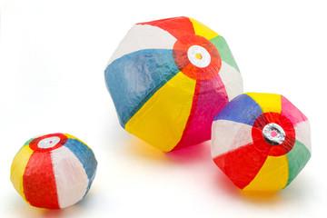 Japanese Paper Balloons -Kami Fusen