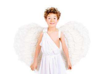 angelic boy