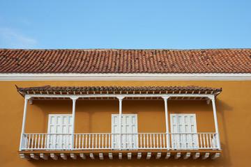 Colonial Architecture of Cartagena de Indias