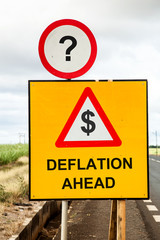 Dollar Deflation ahead