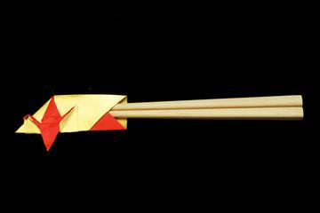 Design Chopsticks Bag Japan