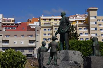 Denkmal für Don Pancracio Socas Garcia