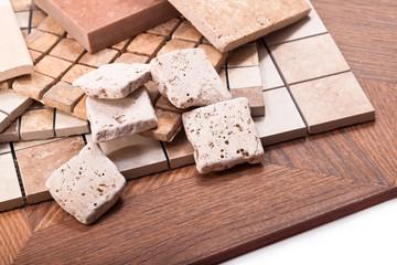 Tiles in modern design