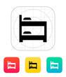 Bunk bed icon. - 79052594