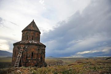 Ancient armenian church