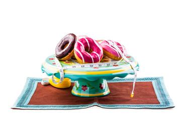 Fattening doughnuts