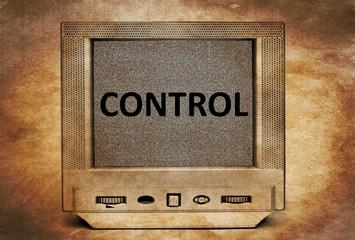 TV control concept