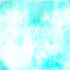 Cyan distressed background