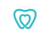 Fototapety dental heart