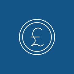 pound currency icon