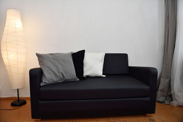 Sofa in a livin room