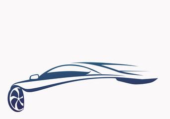 Otomobil siluetleri serisi 2