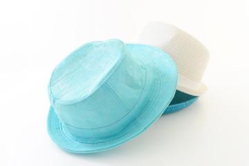 お洒落な帽子
