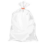 Transparent bag for package_2
