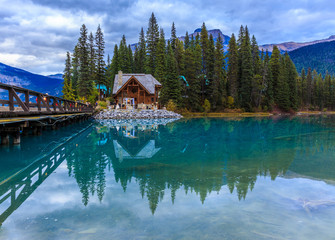 Emerald Lake © elena_suvorova