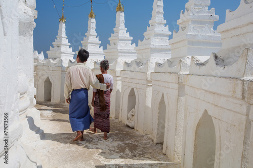 Papiers peints Autre Myanmar people - travel portrait