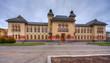 local history museum in Poltava. Ukraine.