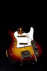 break electric guitar 3