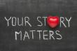 story matters - 79075771