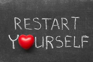 restart yourself