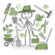 Gartensaison eröffnet - 79078790