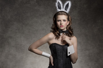 charming easter playgirl