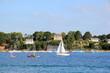 Leinwandbild Motiv Le golfe du Morbihan