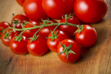 Detalle de tomates
