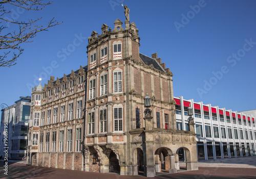 Duivelshuis in the center of Arnhem - 79085795
