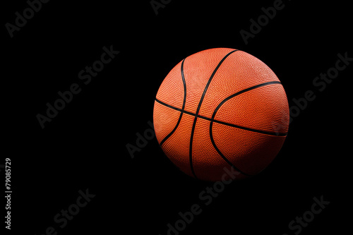 Poster Basketball ball