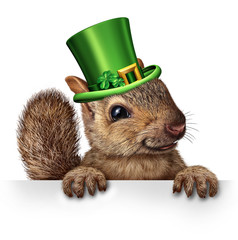 Spring Celebration Squirrel
