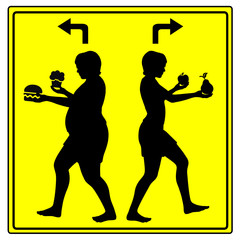 Different Eating Habits, make your choice