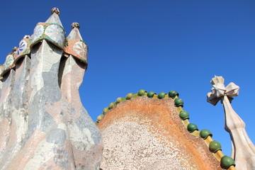 Gaudì, Casa Battlò, Barcellona