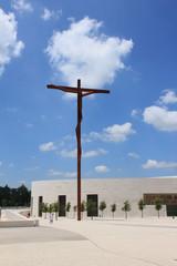 Крест в Фатиме