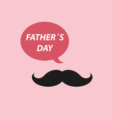 Father´s day mustache