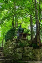 京都 三千院 弁財天