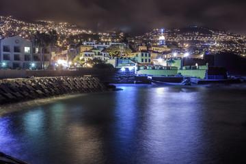 Coast of Funchal