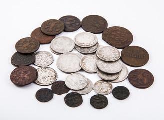 Romanovs coins