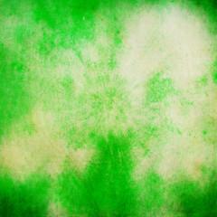 Vintage green distressed background