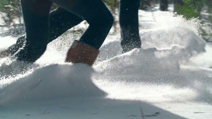 Snowbanks Fun