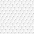 Abstract geometric background with hexagons. - 79094354