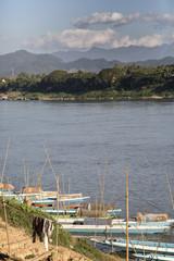 Mekong in Laos, river