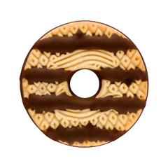 Fudge Striped Cookie
