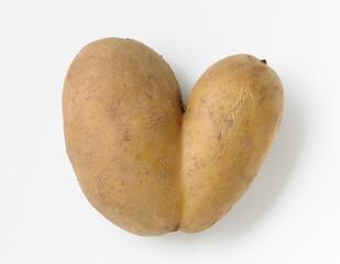 Kartoffel Herz