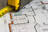 plan construction mesures - 79097543