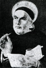 Thomas Aquinas, philosopher and theologian