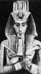 Akhenaten, pharaoh of Egypt