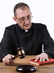 Priest sentencing one Catholic marriage nullity