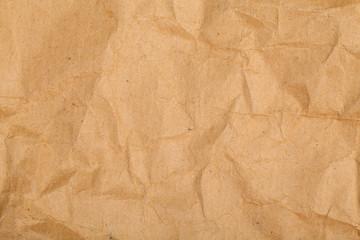 Сrumpled sheet
